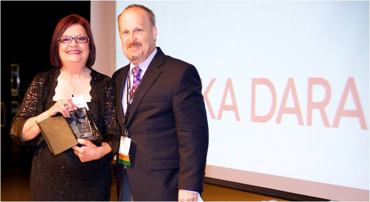 Tonka Darazi named Outstanding Caregiver of the Year