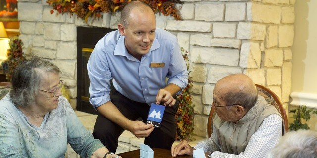 Belmont Village's whole brain fitness is central to successful aging
