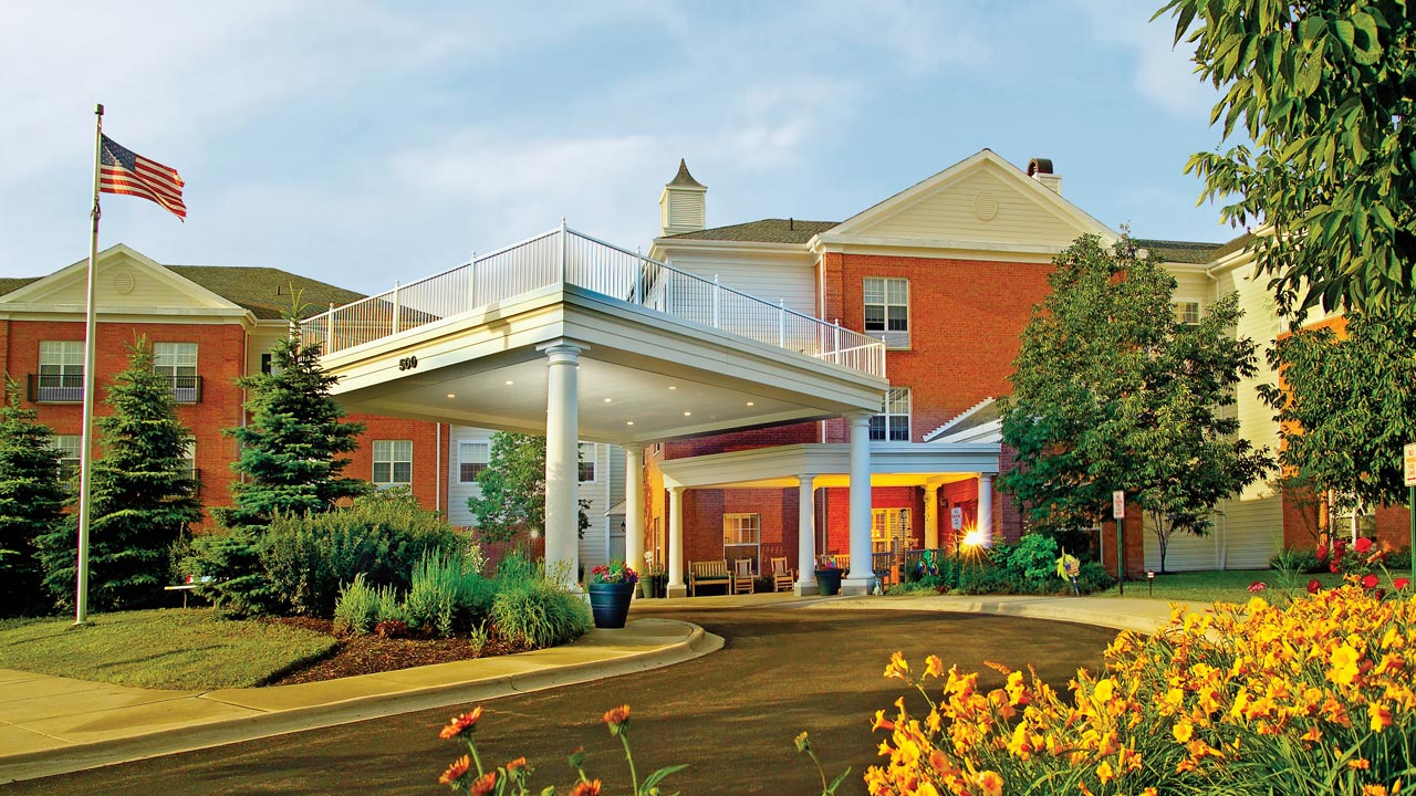 BELMONT VILLAGE SENIOR LIVING AT BUFFALO GROVE
