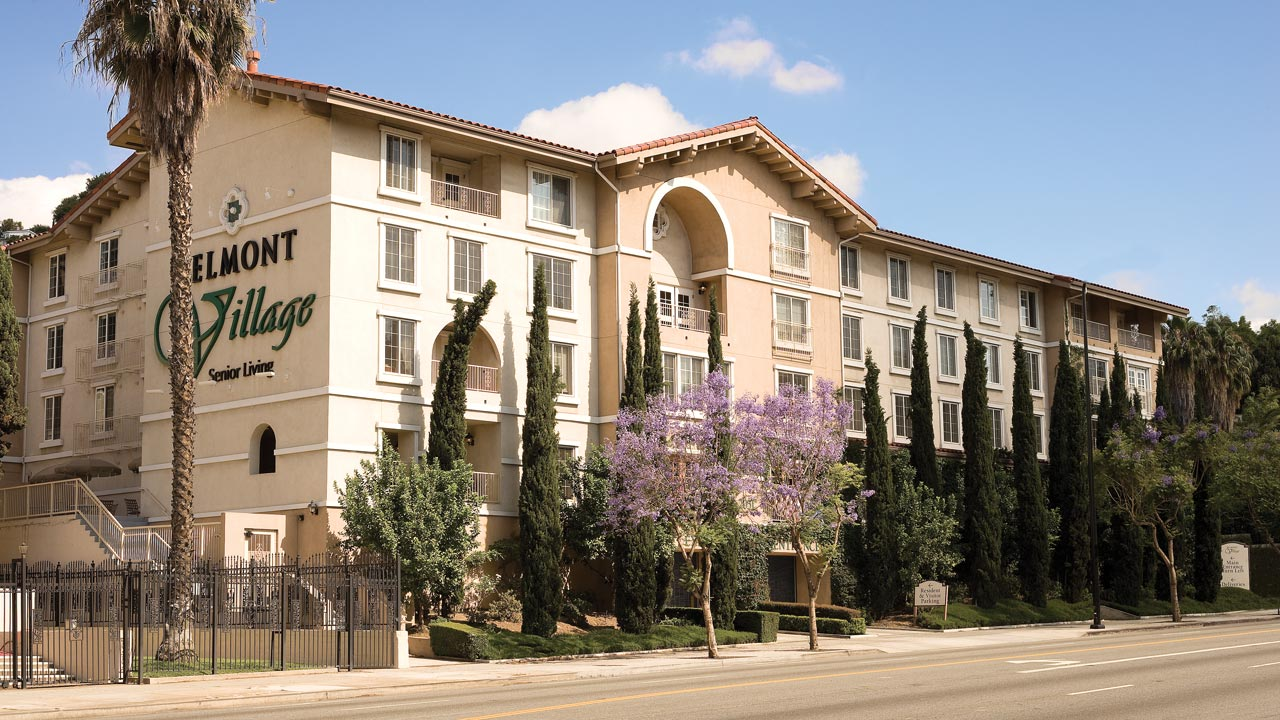 BELMONT VILLAGE SENIOR LIVING IN HOLLYWOOD