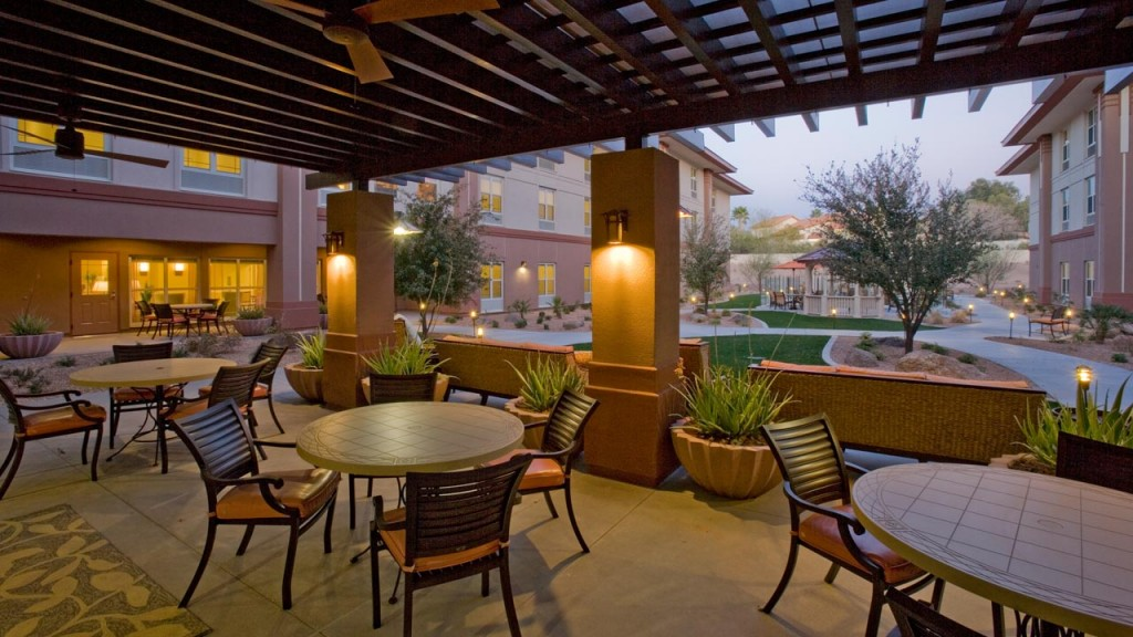 Belmont Village Scottsdale Patio