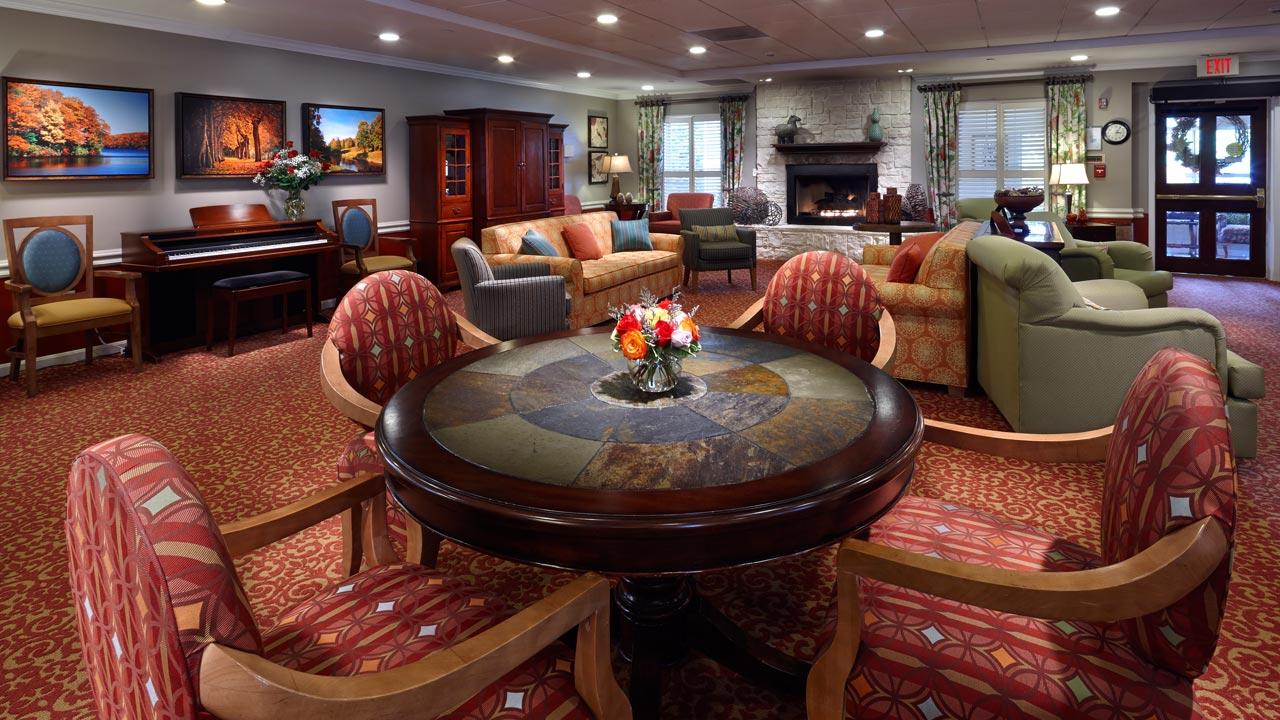 Belmont Village St Matthews Great Room