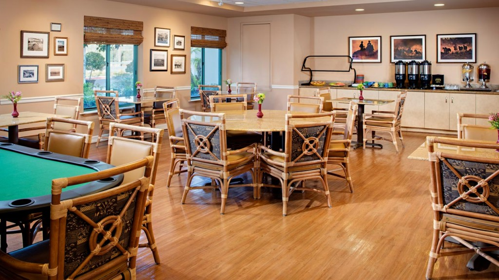 Belmont Village Thousand Oaks Cafe