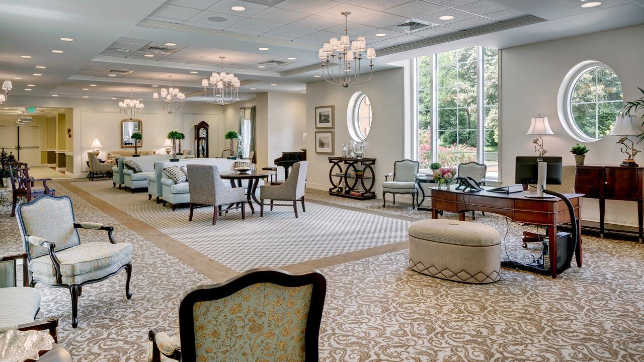 Belmont Village Turtle Creek Great Room