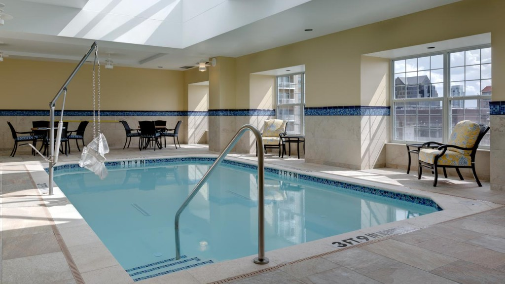 Belmont Village Turtle Creek Indoor Pool