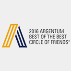 2016 ARGENTUM Best of the Best - Circle of Friends ® Buckhead