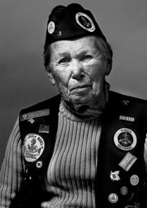 Belmont Village Heros Barbara Kirk