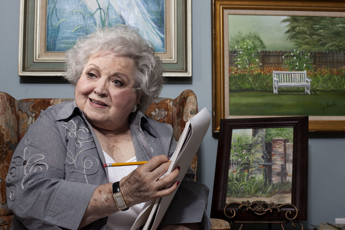 Belmont Village Artist Stories Beretta