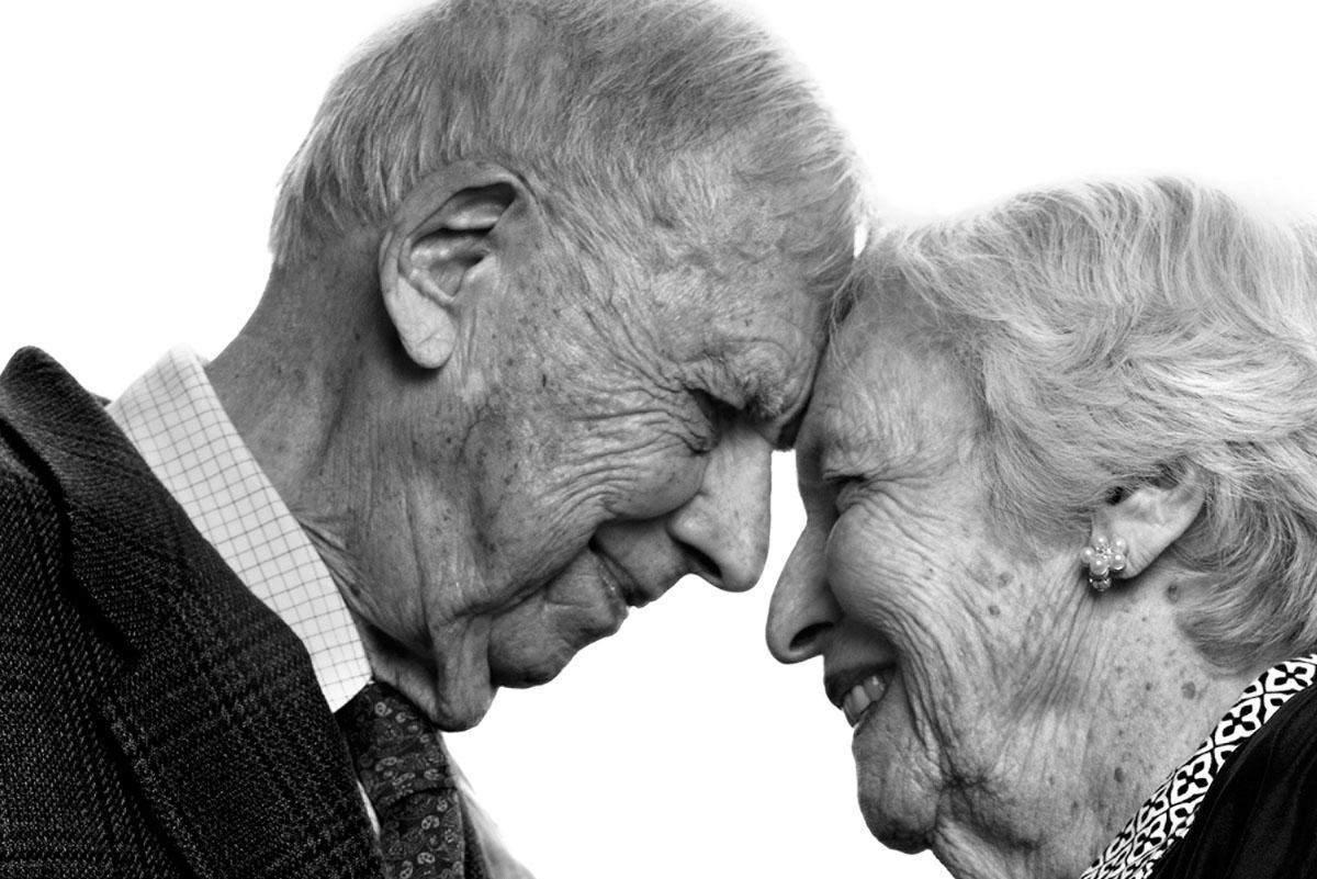 Belmont Village Stories the Fischer couple