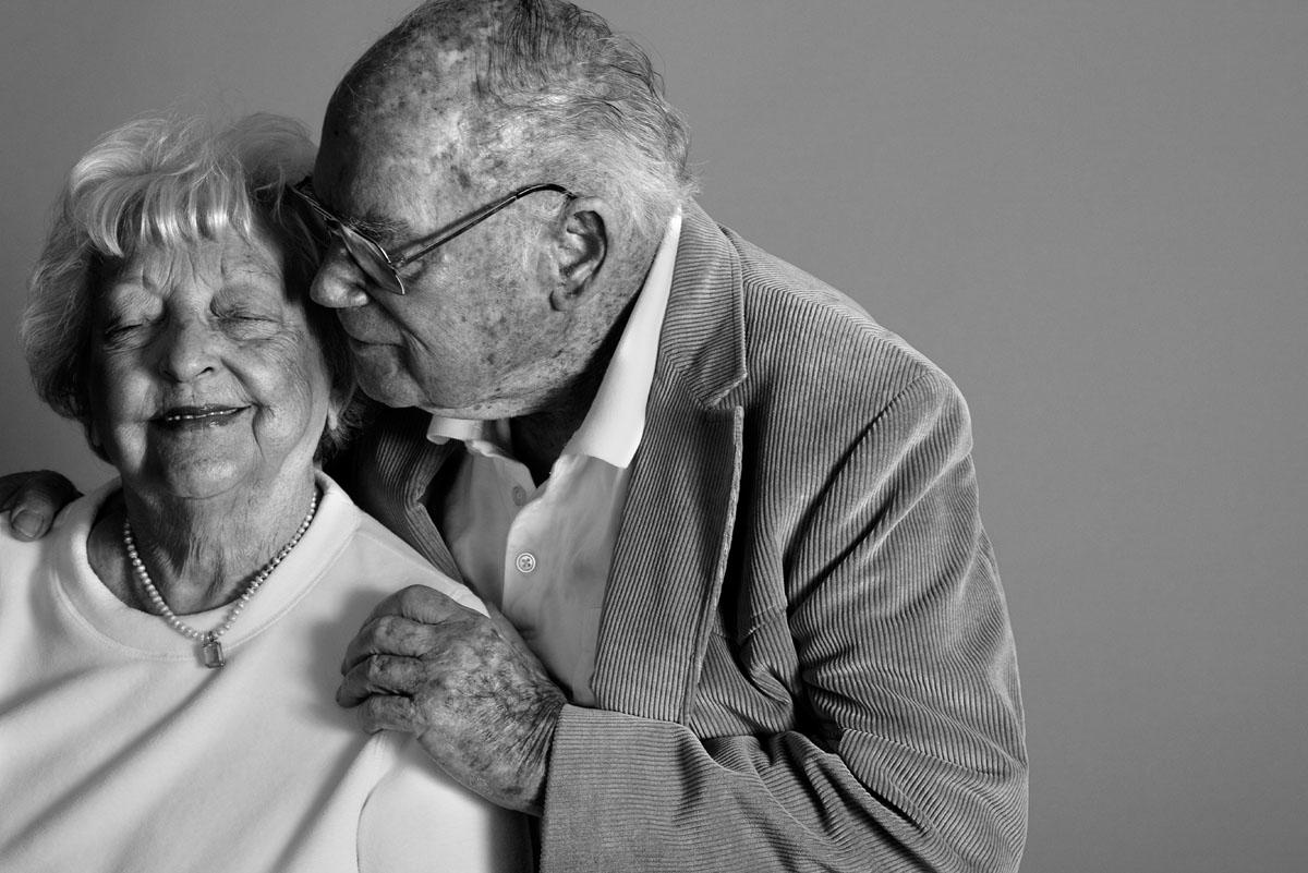 Belmont Village Stories the Bernstein couple