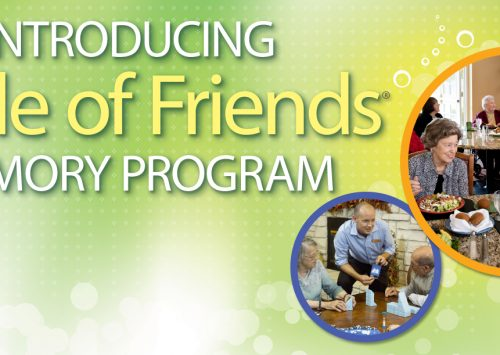 Introducing Circle of Friends Memory Program