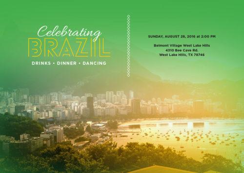 Celebrating Brazil