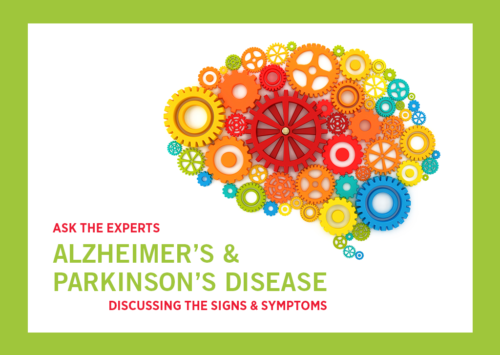 Ask the Experts: Alzheimer's & Parkinson's Disease