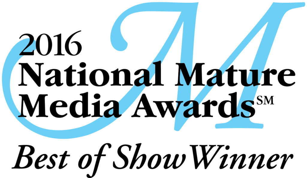 Mature Media Awards - Best of Show Winner
