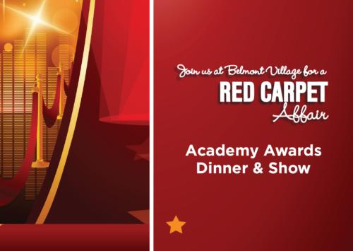 Academy Awards Dinner & Show