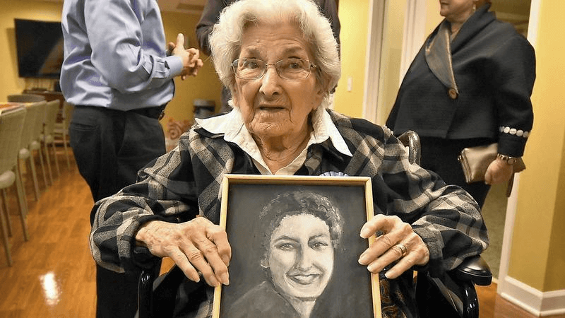 Eva Altkorn 100th Birthday
