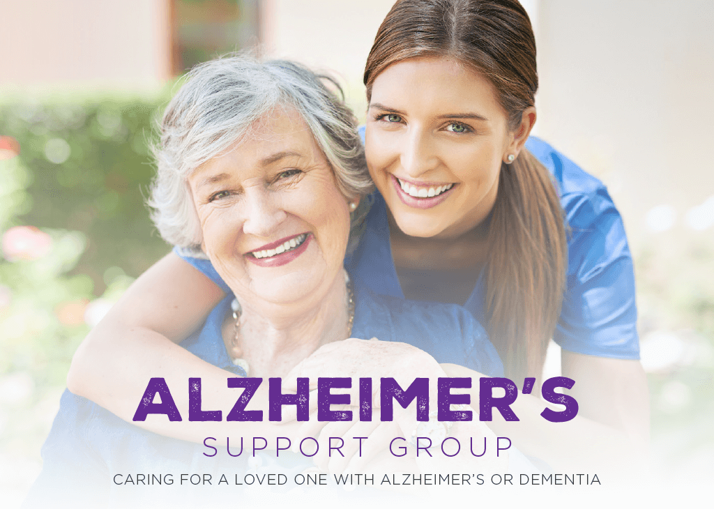Glenview Event - Alzheimers Support Group