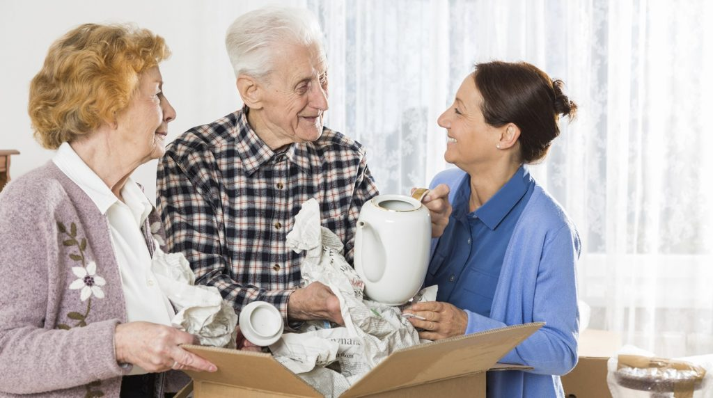 Tips to help your parent or a loved one make the move to a senior living community