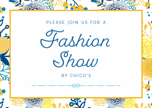 Fashion Show by Chico's