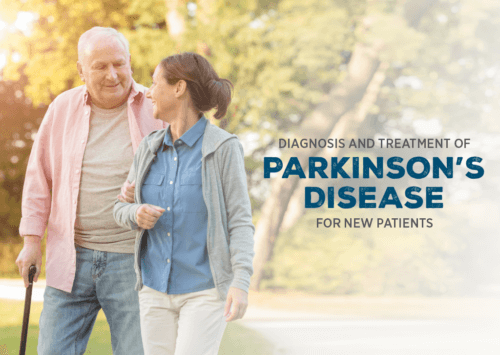 Diagnosis and Treatment of Parkinson's Disease for New Patients