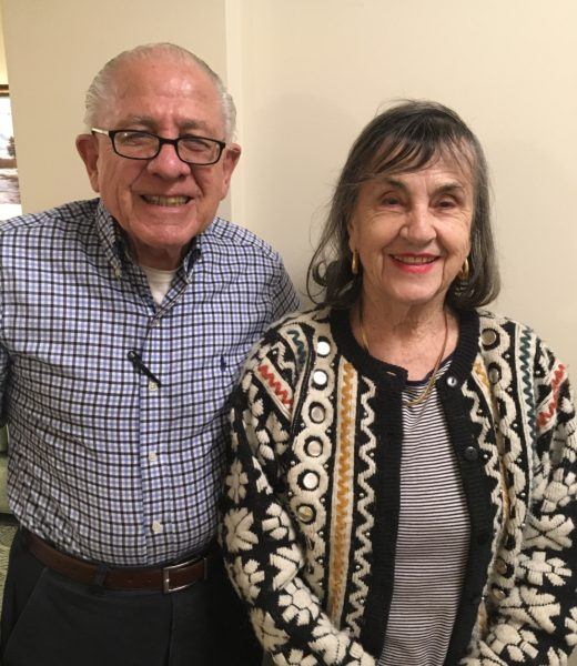 Joe and Irene Ximenes