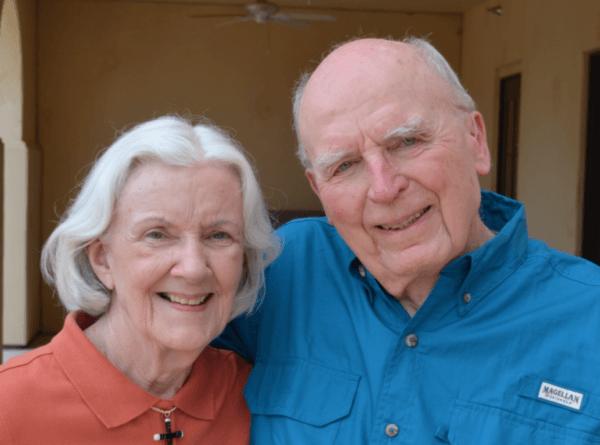 Natalie and Bob Goodman