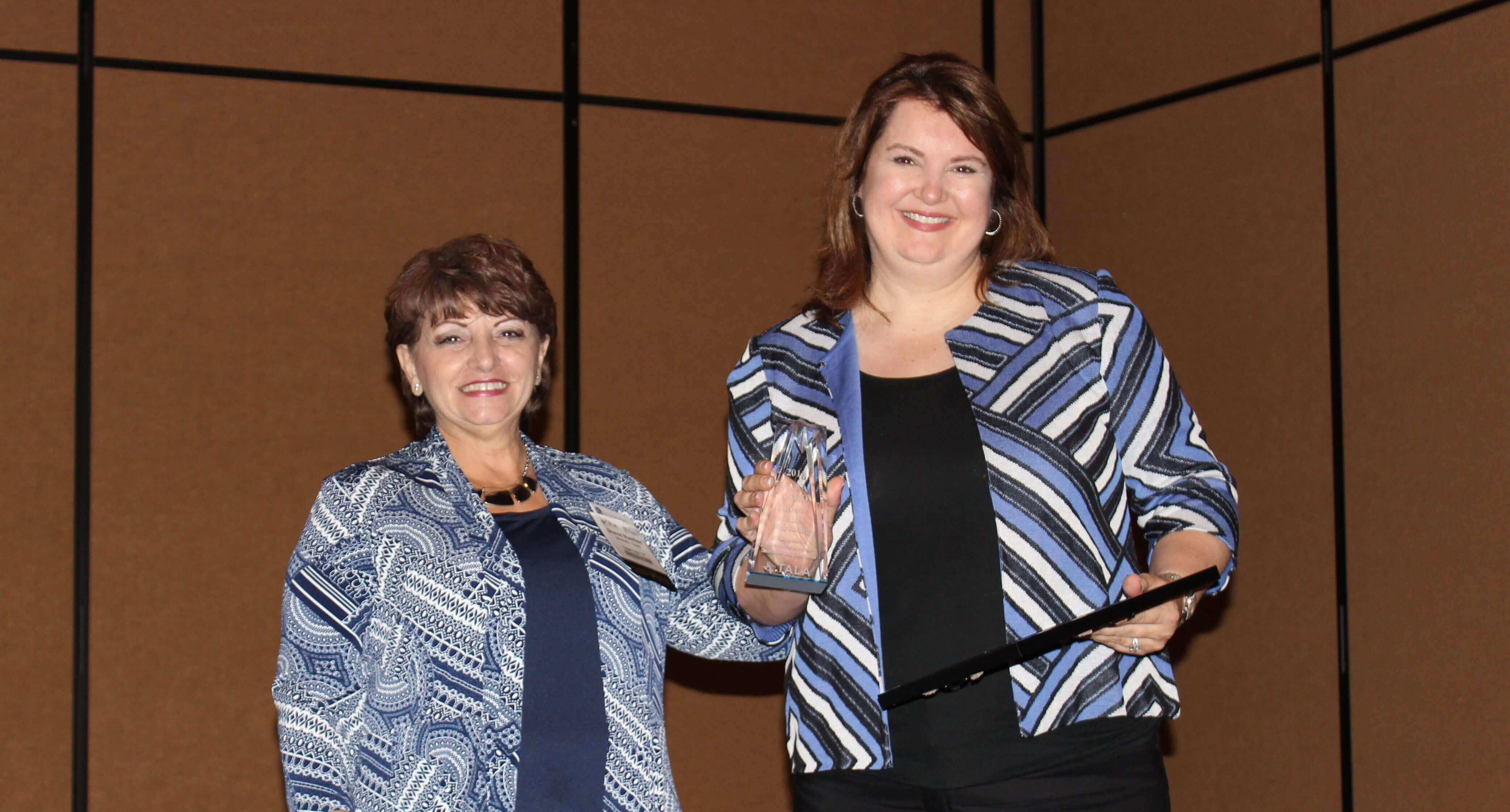 Turtle Creek's Lisa Mach Receives TALA Hero Award for Second Year in a Row