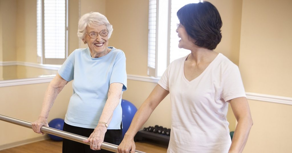 Reducing the risk of falls can lead to a significant improvement in quality of life and longevity
