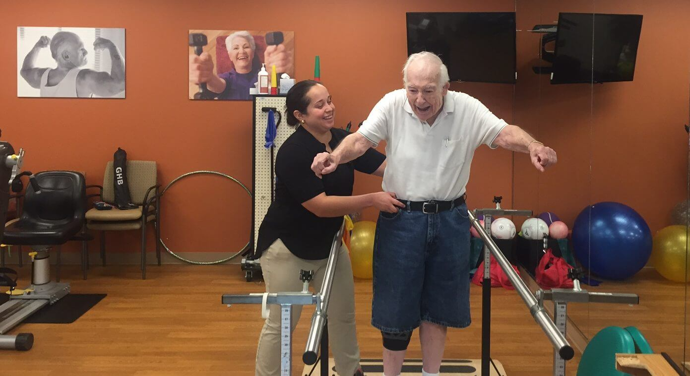 Belmont's In-house Rehab Teams offer Expert Care & Support