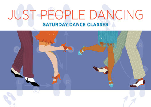 JUST PEOPLE DANCING – Saturday Dance Classes