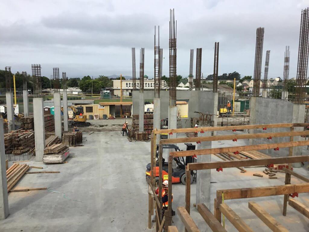 Albany Construction Progress