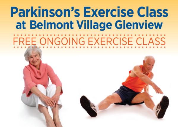 Glenview - Parkinson's Exercise Class