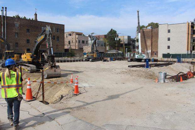 Lincoln Park Construction