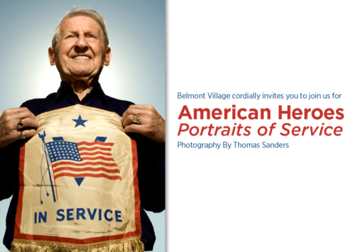 American Heroes: Portraits of Service