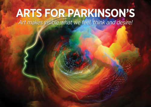 ARTS FOR PARKINSON'S: Art makes visible what we feel, think and desire!