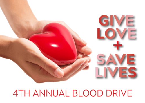 Give Love + Save Lives