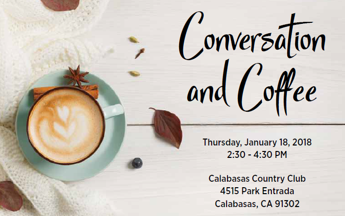 Event - Conversation and Coffee