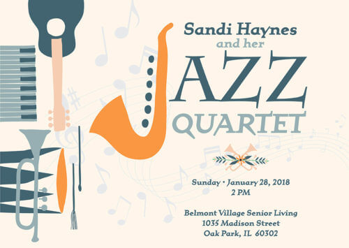 SANDI HAYNES AND HER JAZZ QUARTET