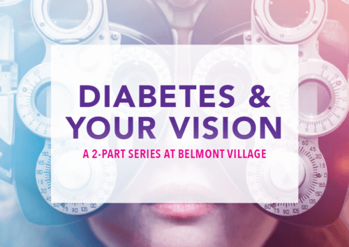 Diabetes and Your Vision