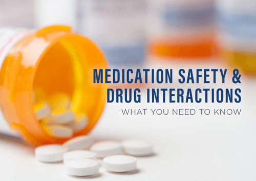 Medication Safety & Drug Interactions