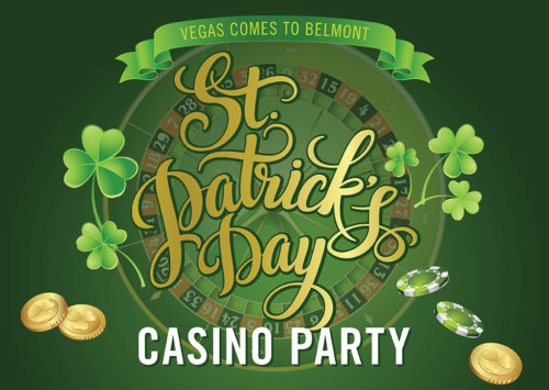 ST. PATRICK'S DAY CASINO PARTY