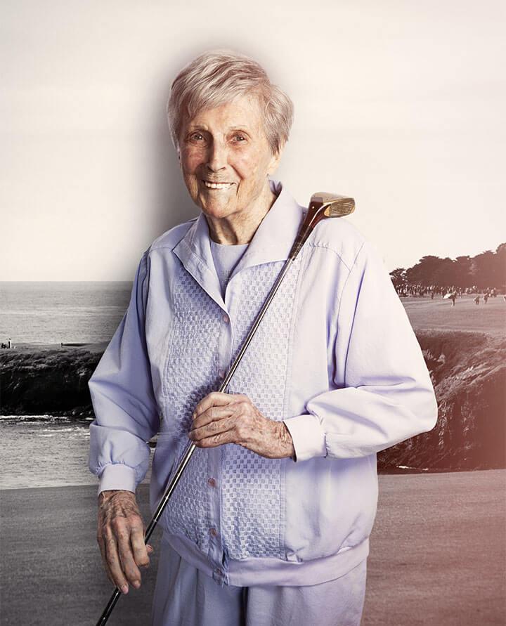 Centenarian - Bernice Berlingame