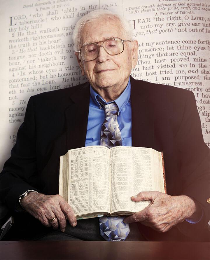 Centenarian - Douglas Clark