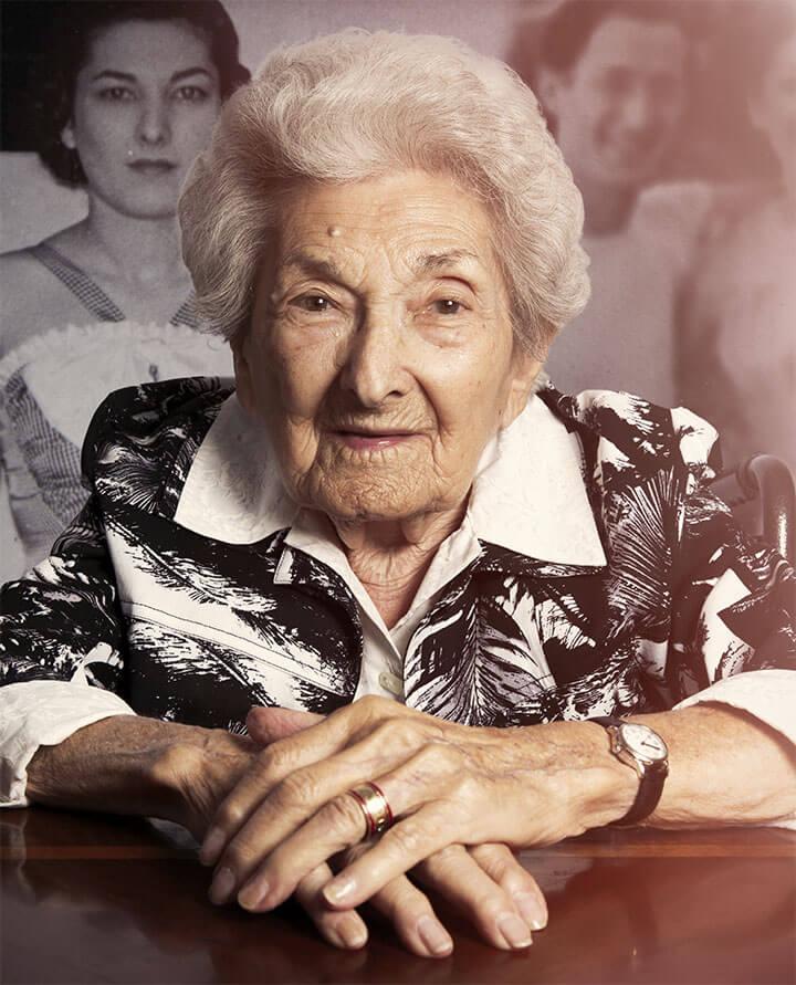 Centenarian - Eva Alkorn
