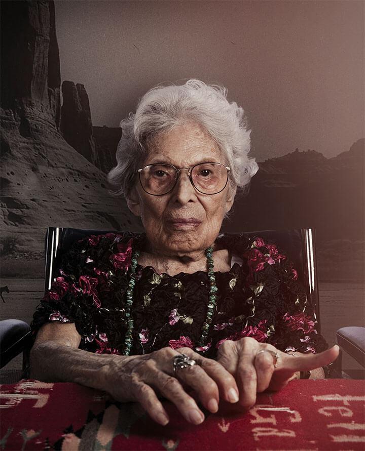 Centenarian - Felice Atencio