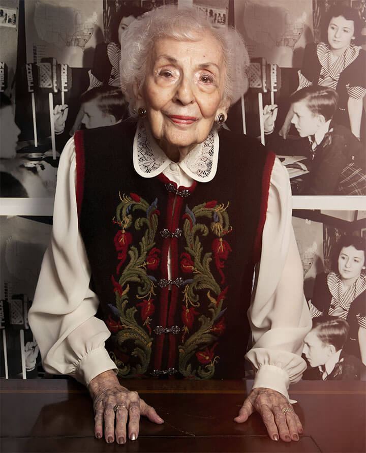 Centenarian - Julia Segal