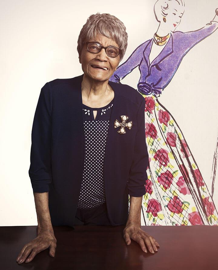 Centenarian - Lucille Graves