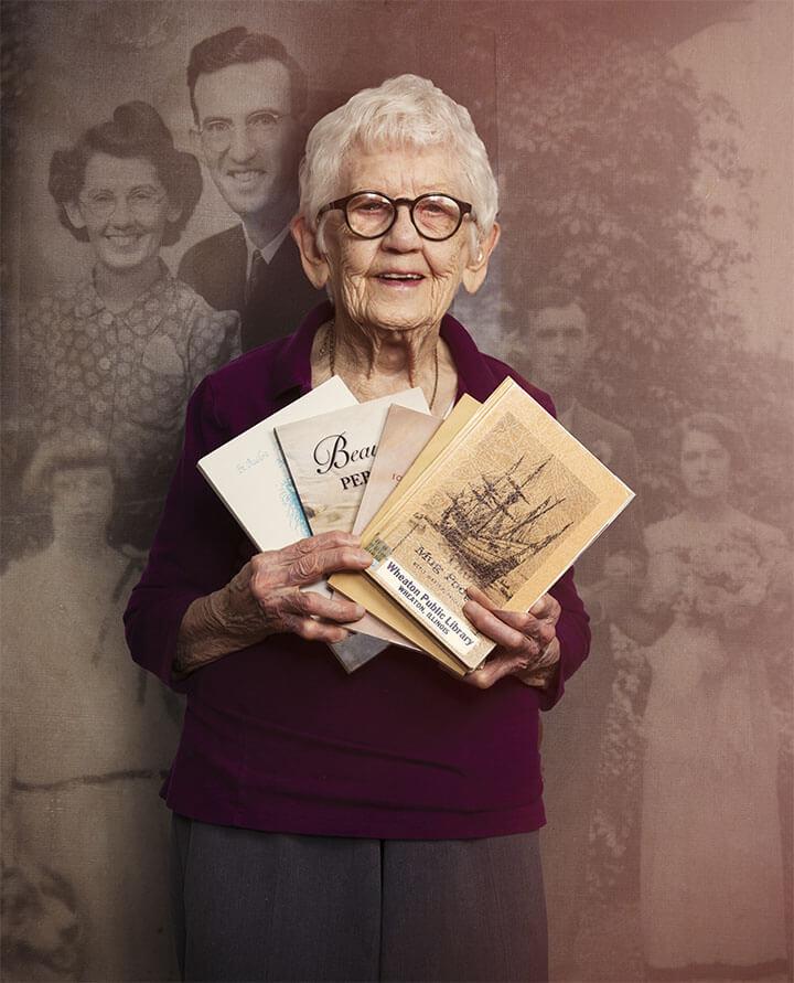 Centenarian - Merle Phillips