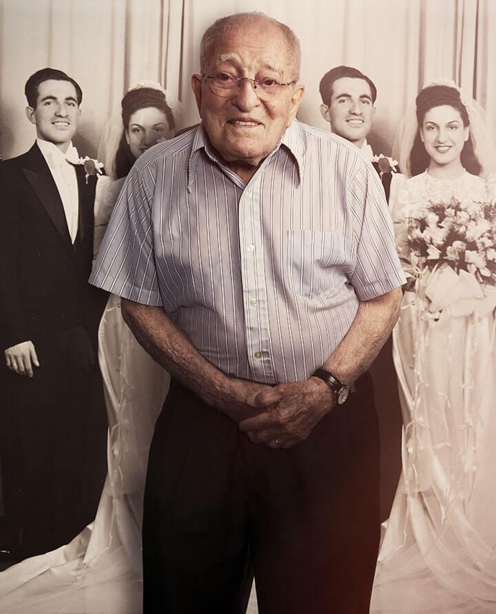 Centenarian - Michael Bellardo
