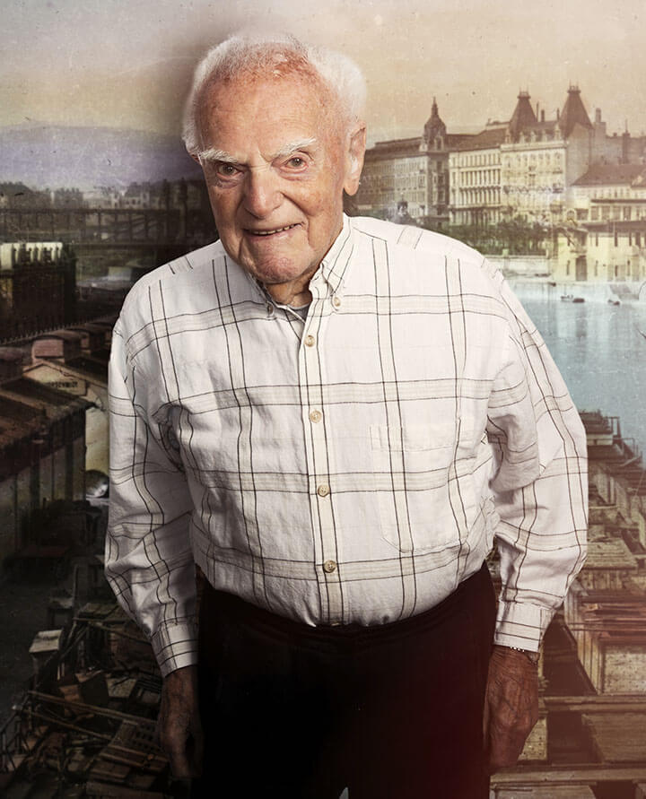 Centenarian - Seigfried Kornbluth